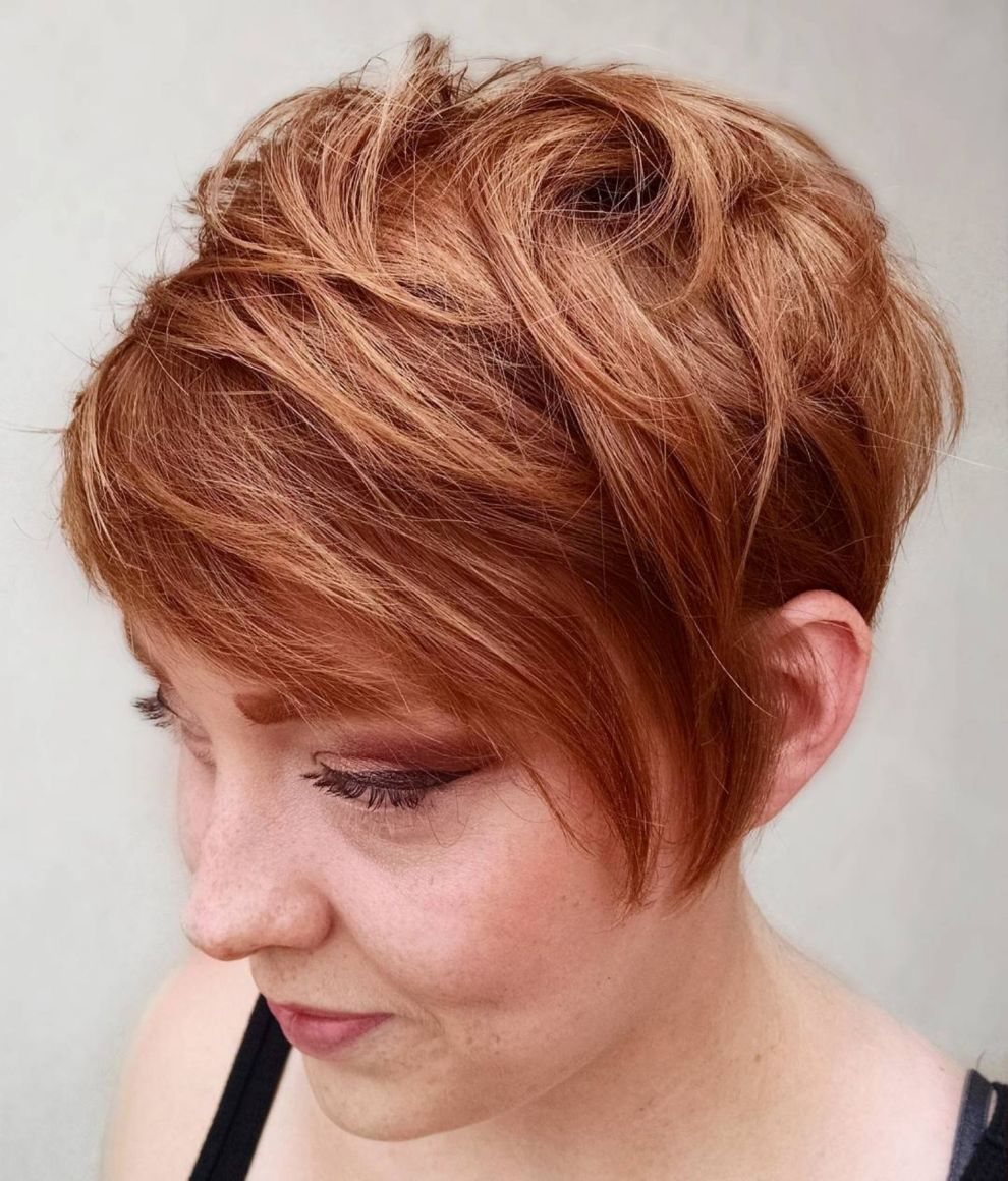 overwhelming ideas for short choppy haircuts hair maybes