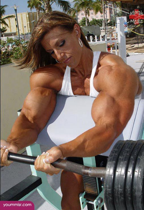 11 Huge Musclebound Bodybuilders That Actually Exist