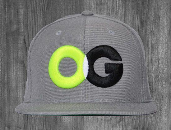 c999443d Neon 95 OG Snapback Cap by VANDAL-A | Snapback Caps | Snapback cap ...