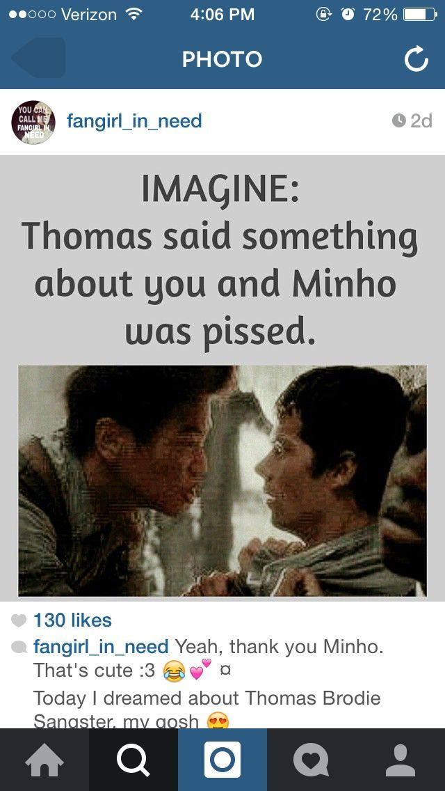 the maze runner imagines minho - Google Search