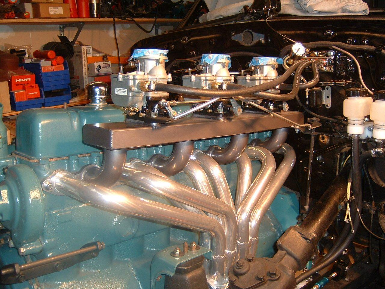 Bildresultat för buick straight 8 dual intake   Buick 48