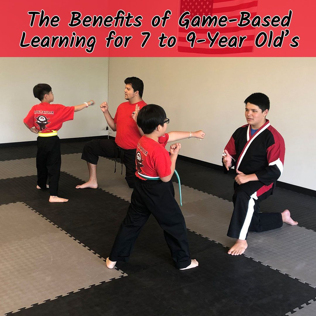 The Benefits of GameBased Learning in Martial Arts