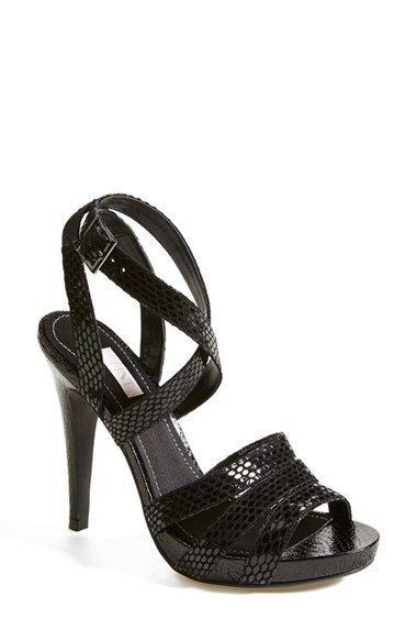 Glint 'Desi' Sandal (Women) available at #Nordstrom