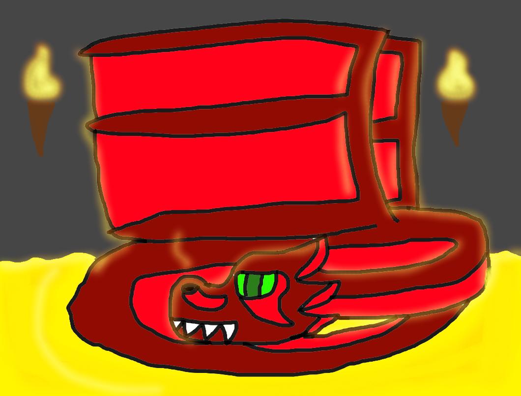 Dragon. RAAAAWWWRRR Art by Fateclan Productions.