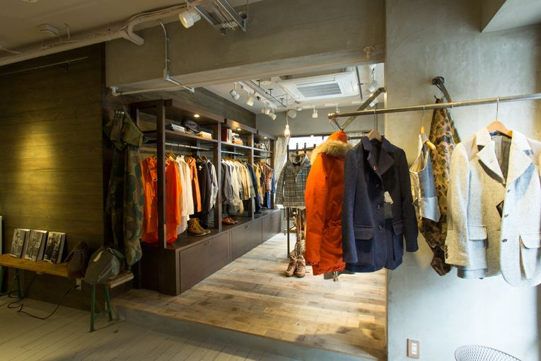 fdbd81ac03ebcc superfuture    supernews    tokyo  nigel cabourn - the army gym relocation