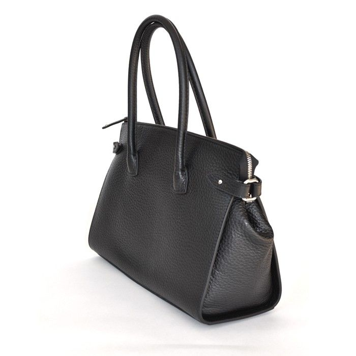 Decadent Small Shopper Black