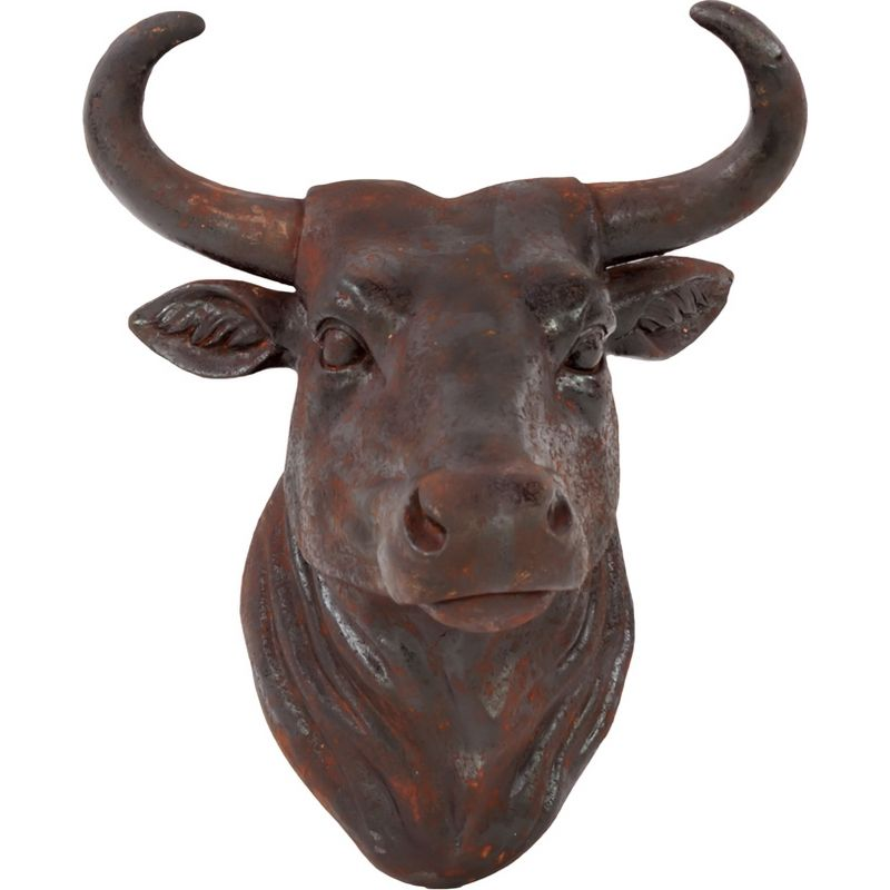 Bull Head Wall Decor Share And Save Off Any Order Over Excludes A Few Products On Faux Animal Head Wall Decor Images