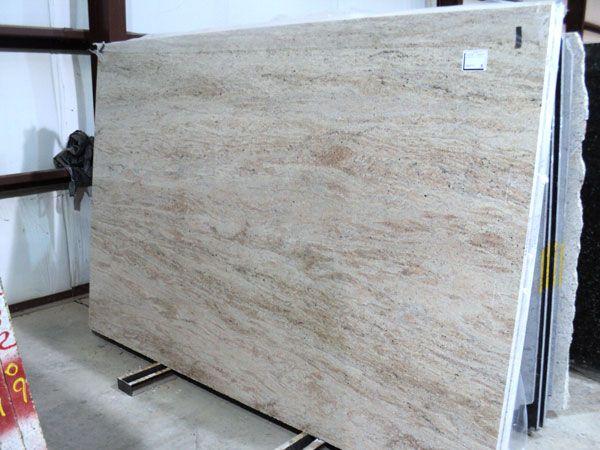 Ivory Fantasy Granite Slab 572 Brown