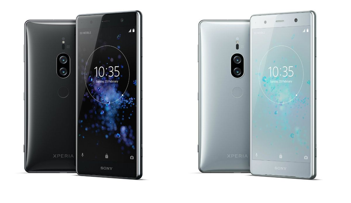 Sony Unveils Xperia Xz2 Premium With 4k Display 6gb Of Ram Everything You Need To Know Sony Mobile Phones Sony Phone Sony Xperia