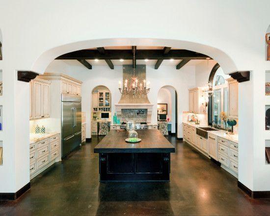 22 Beautiful Spanish Kitchen Design Ideas In 2020 Mediterranean Kitchen Design Spanish Style Homes Mediterranean Home Decor