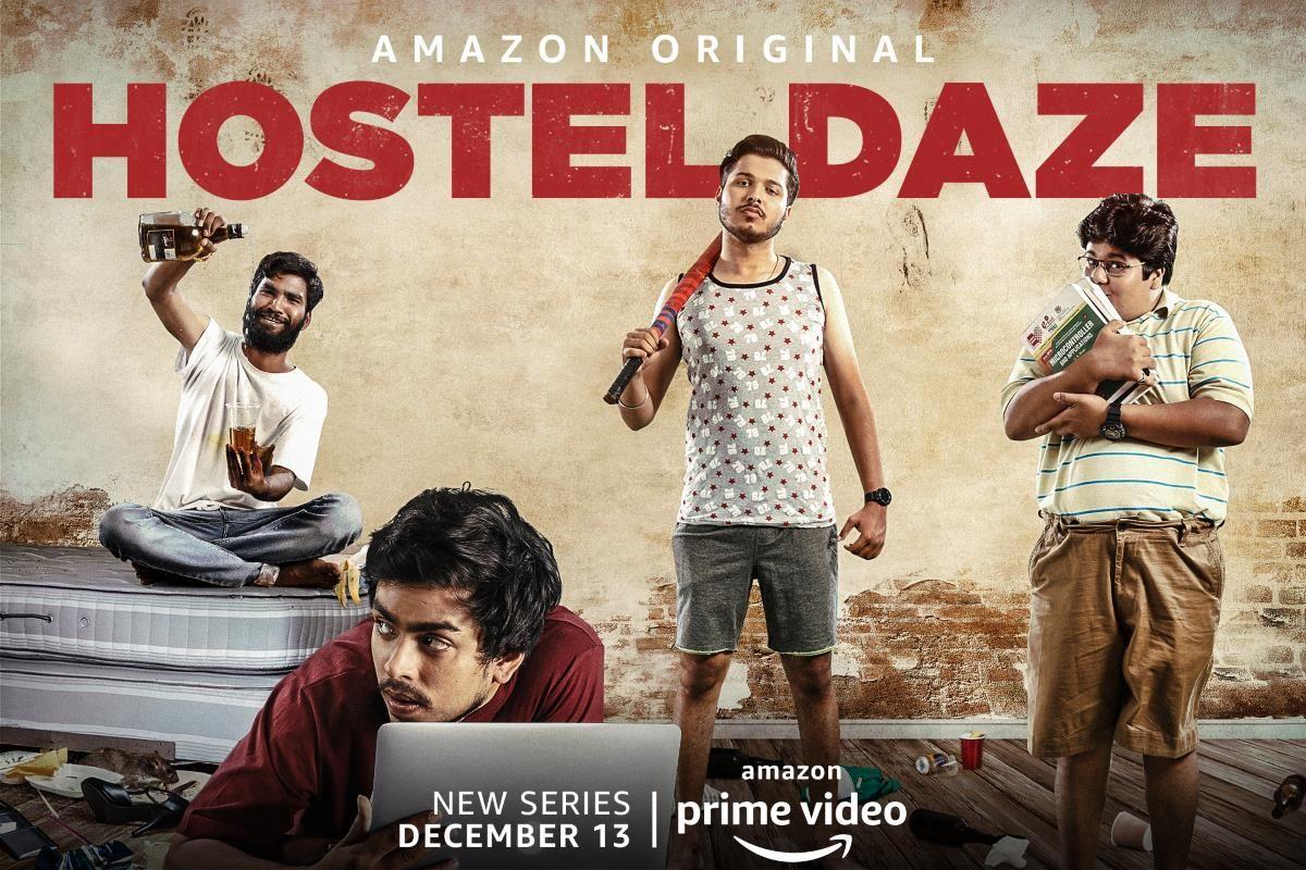 Watch Online Hostel Daze 2019 Season 1 Complete Amazon Prime