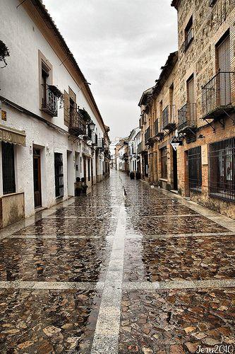 Villanueva De Los Infantes Ciudad Real En Un Lugar De La