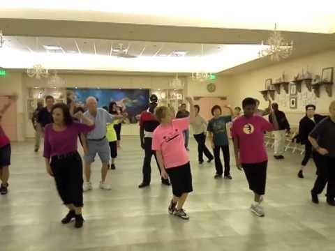 Uptown Funk Line Dance Line Dancing Line Dancing Steps Dance Workout