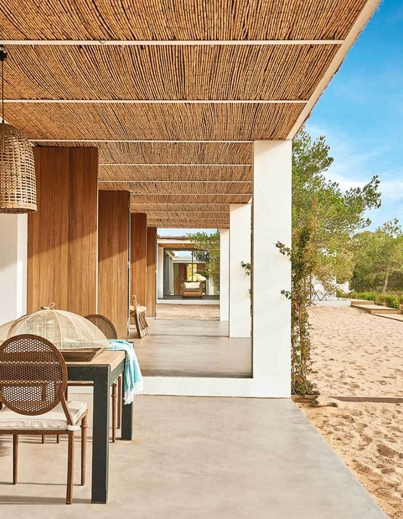 Casa vacanze in stile mediterraneo a Formentera Maison