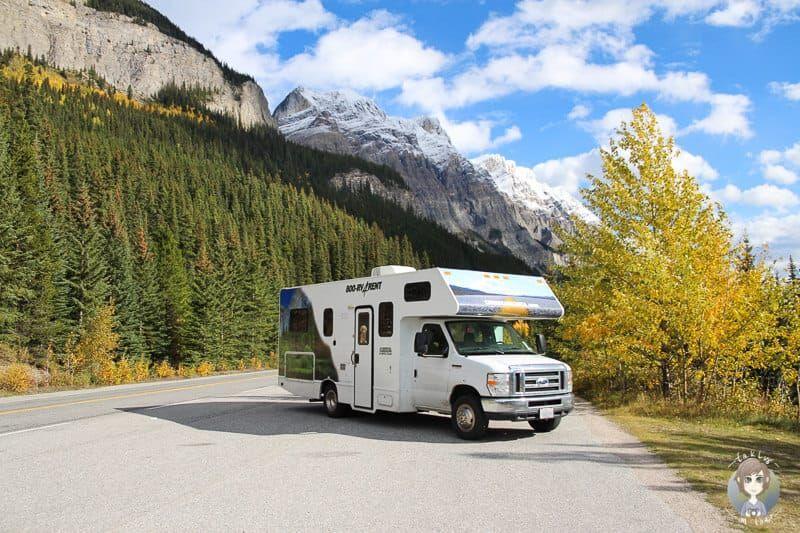 Wohnmobil Mieten Kanada Erfahrungen