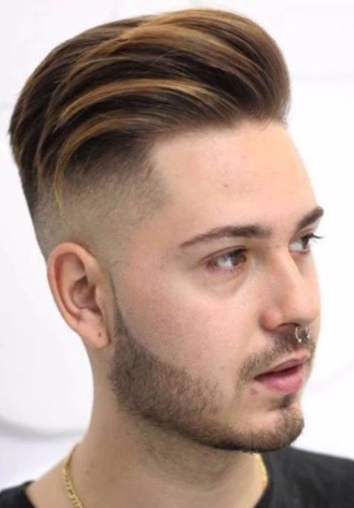 22 Stylish Men S Hairstyles 2018 Men S Haircuts 2018