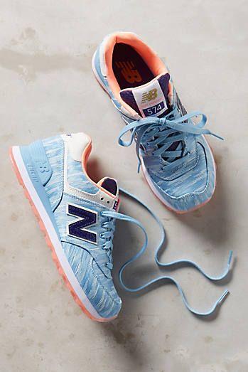 New Balance 574 Verão Sneakers Ondas