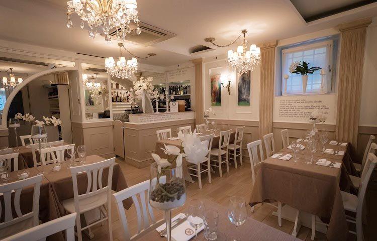 Plafoniere Per Ristoranti : Galleria fotografica ristorante arlù a roma zona san pietro. piatti