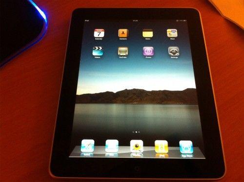 iPad, ¿el mejor regalo para un niño pequeno?