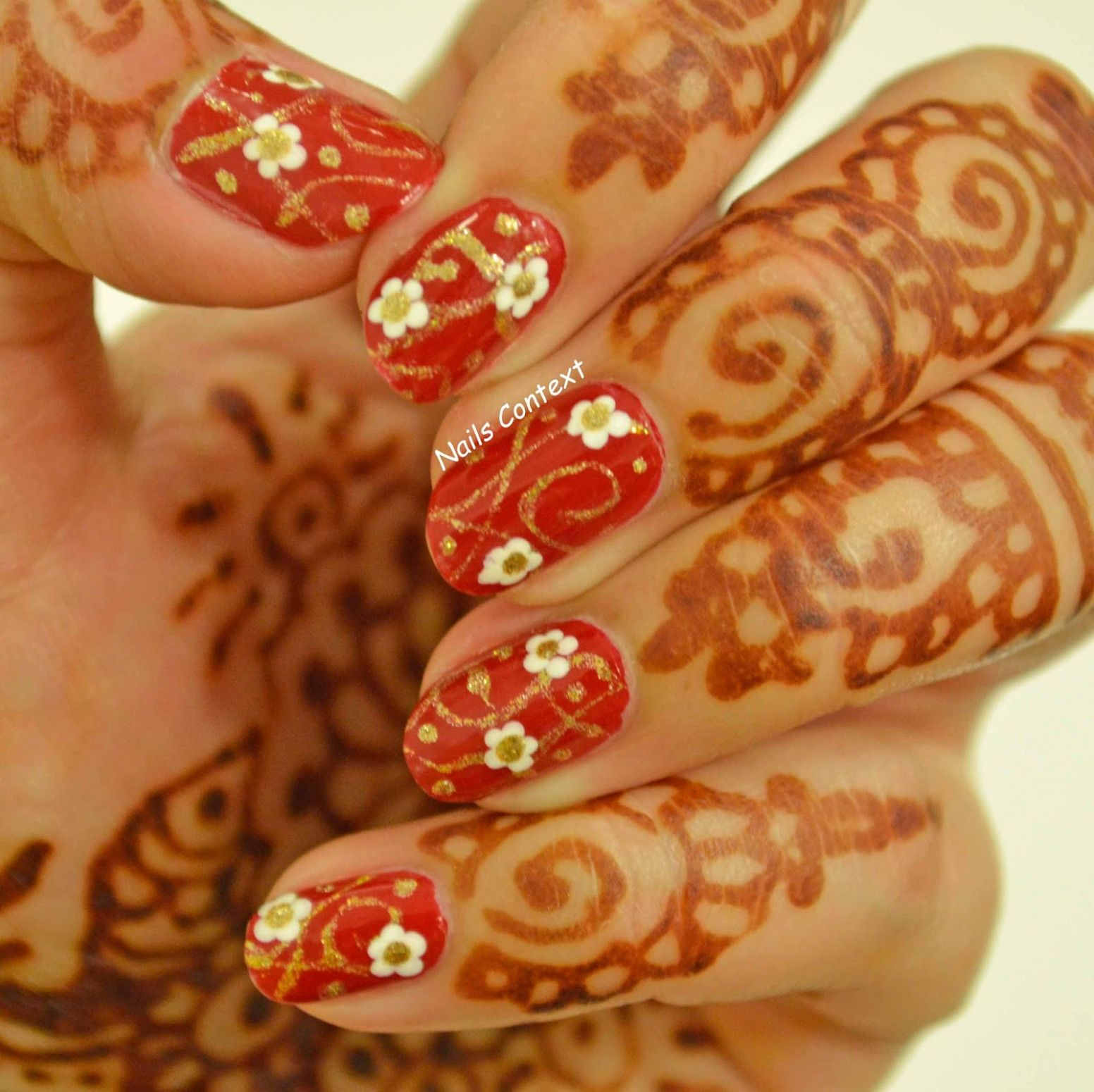 Indian Wedding Nail Designs Image Collections Nail Art And Nail