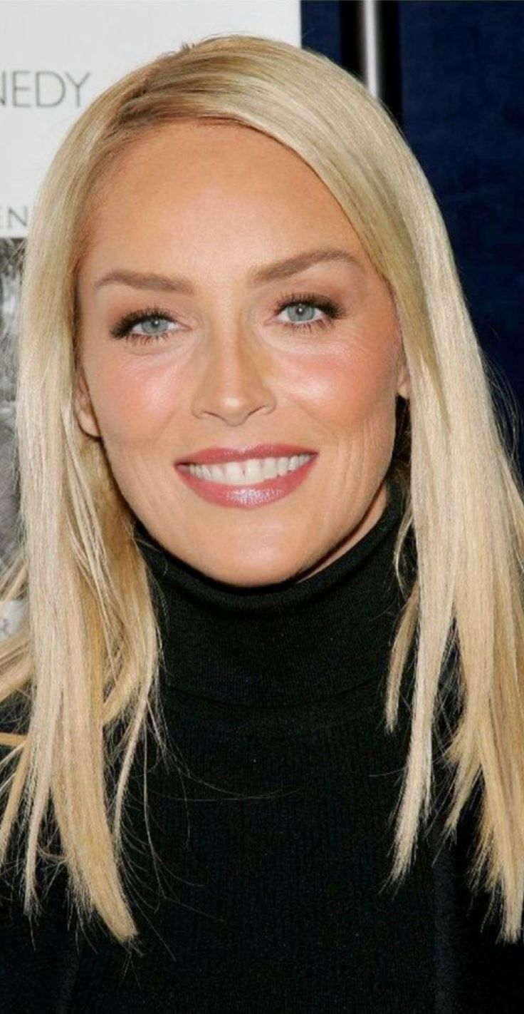 Sharon Stone Frisur
