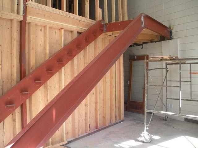 Best C Channel Stair Design Escalier 640 x 480