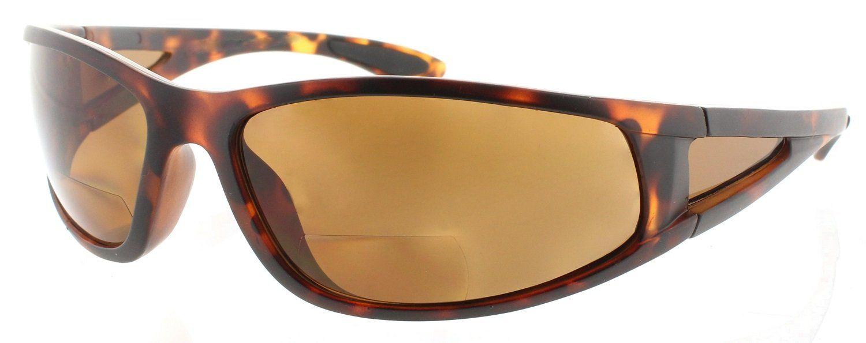 e7ef5e23746 Fiore Oceanside Polarized Bifocal Sunglasses Readers Invisible Line ...