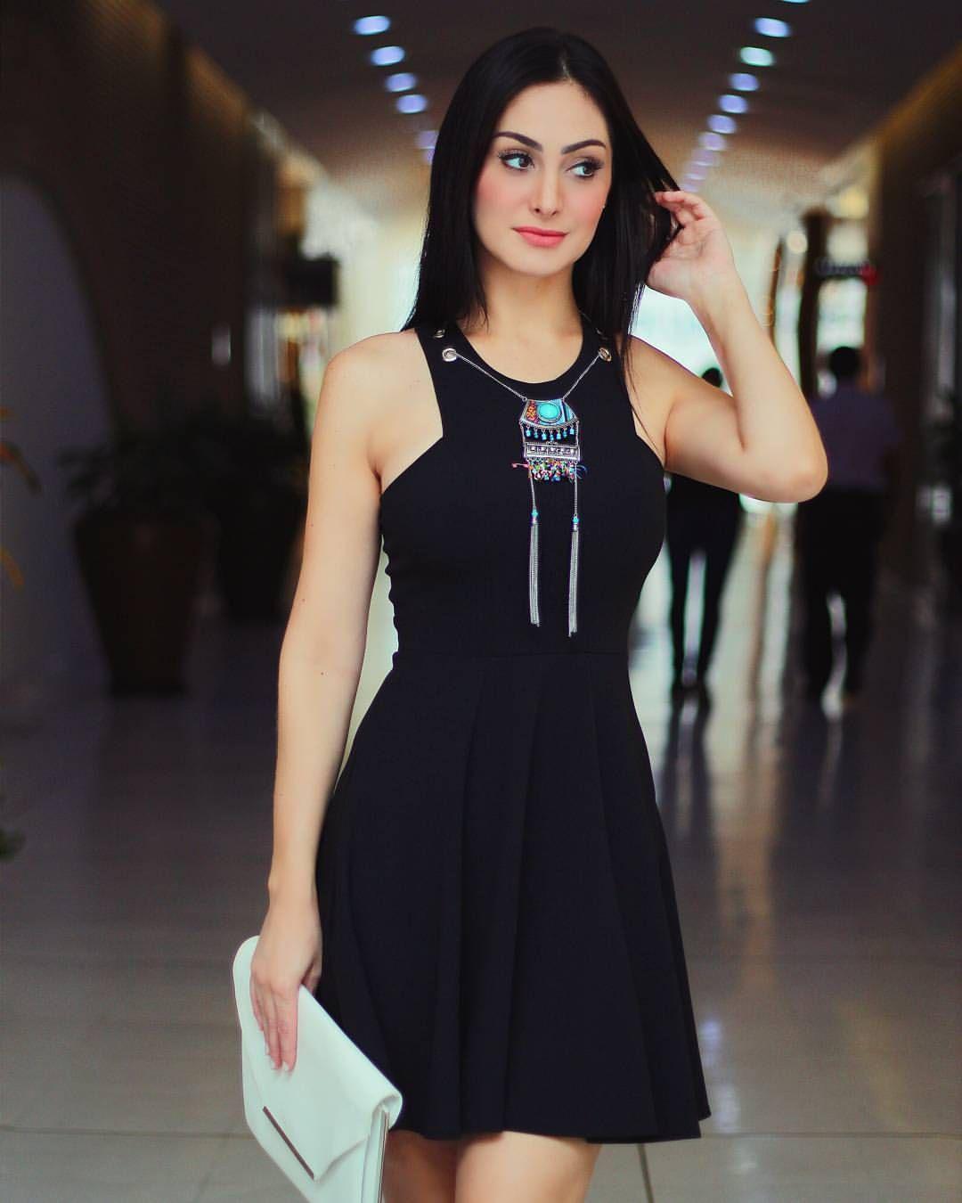 """Cappuccino Fashion no Instagram: """"Mais um vestido lindíssimo com ..."""