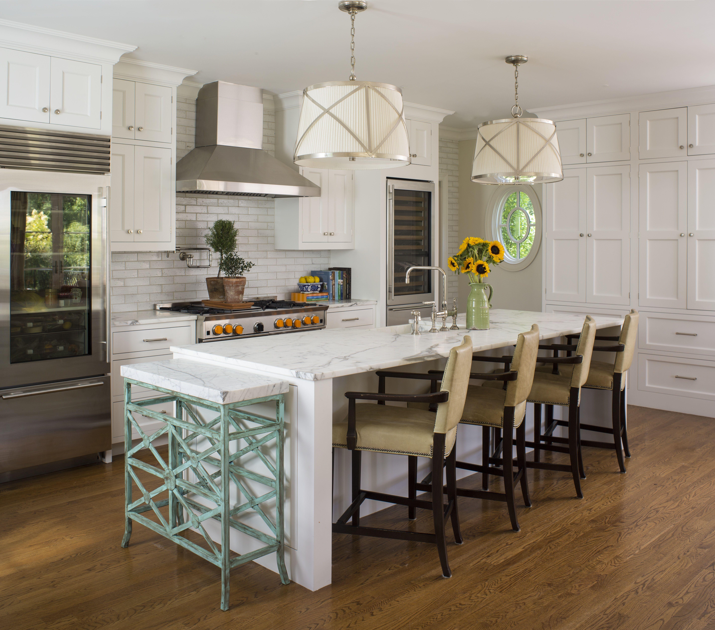 Maison Bel Air   Browne & Moore Bespoke Kitchen   Kitchen ...