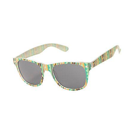 3e546229199 Distract Muted Aztec Sunglasses