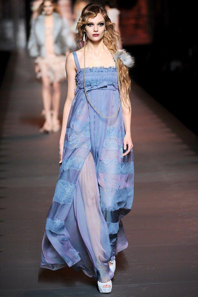 John Galliano for Christian Dior Fall Winter 2011/12  Ready-to-Wear