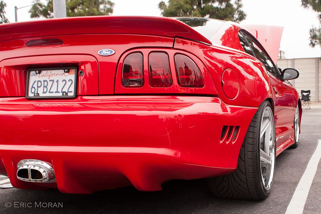 Sn95 94 Flares Google Mustang Fender - Search Mustang