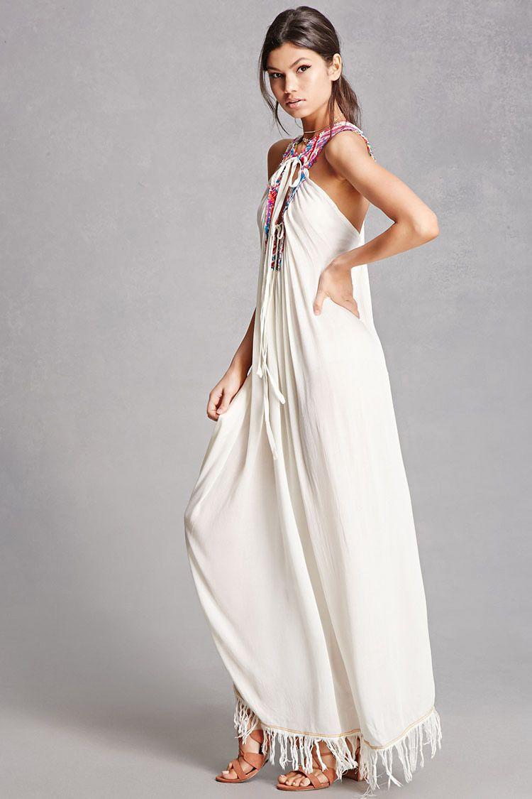 Z&L Europe Maxi Dress