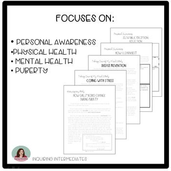 Mental and Physical Health Workbook and Reflective Journal 50+