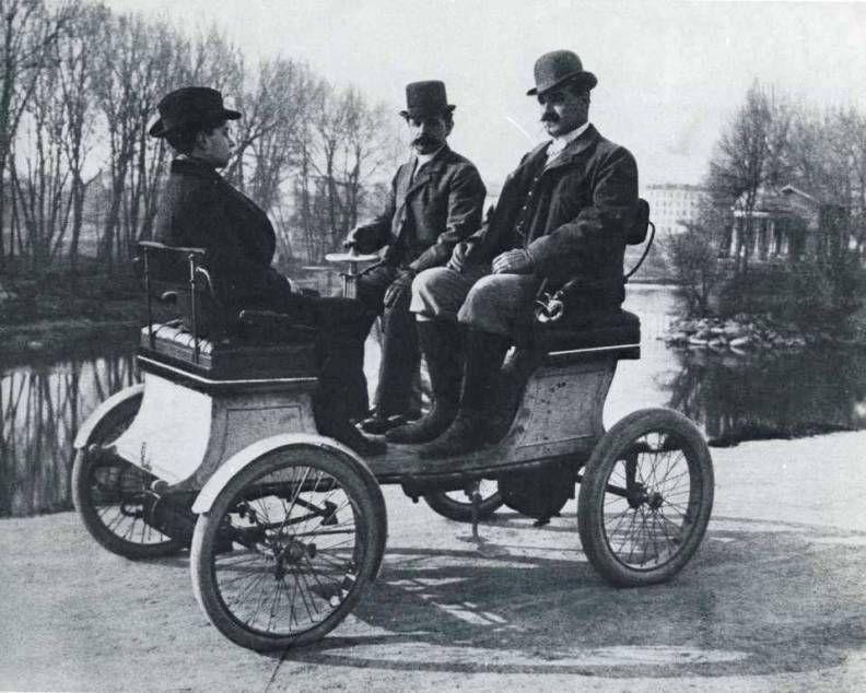 Autos de 1900