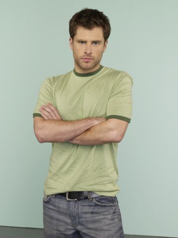 James Roday as Shawn Spencer on Psych