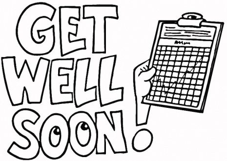 free get well soon coloring pages printable for kids enjoy coloring