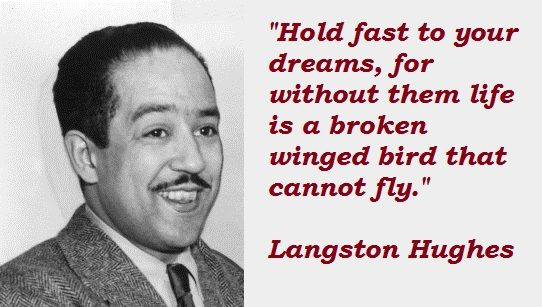 Langston Hughes Quotes About Life. QuotesGram Harlem