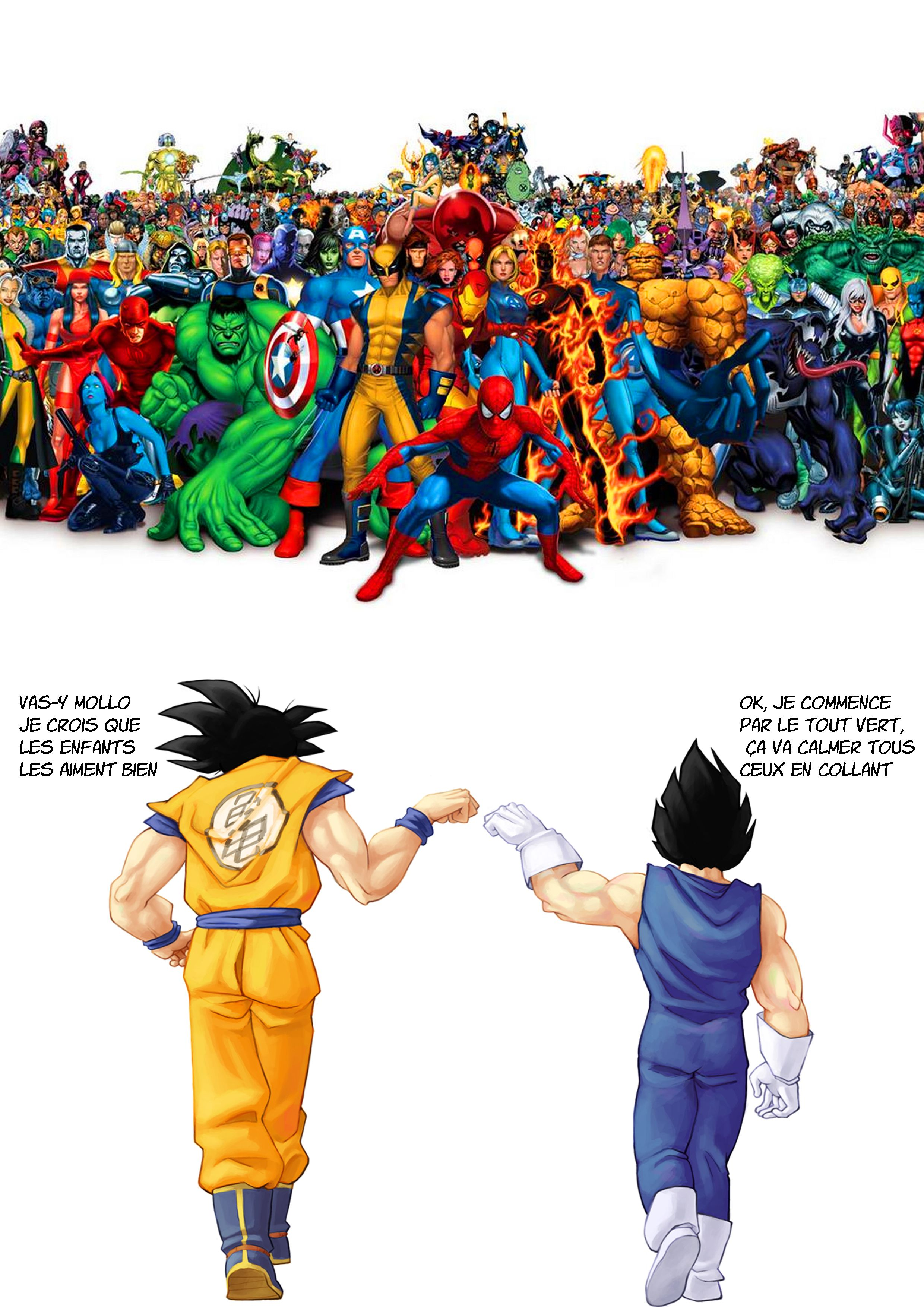image drole dragon ball z