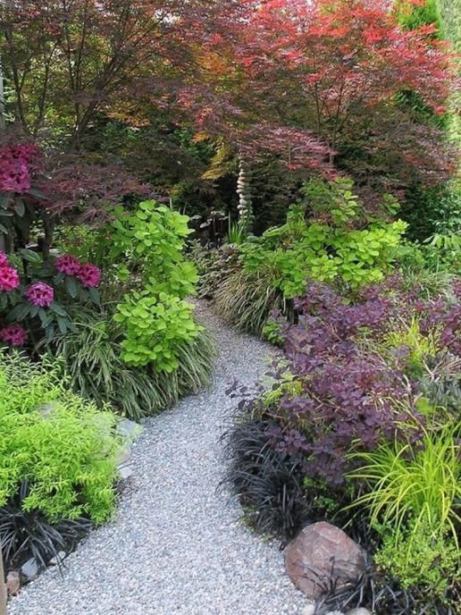 Photo of 40 Cheap and Practical Garden Path and Walkway Ideas  Page 15  Chic Cuties Blog …
