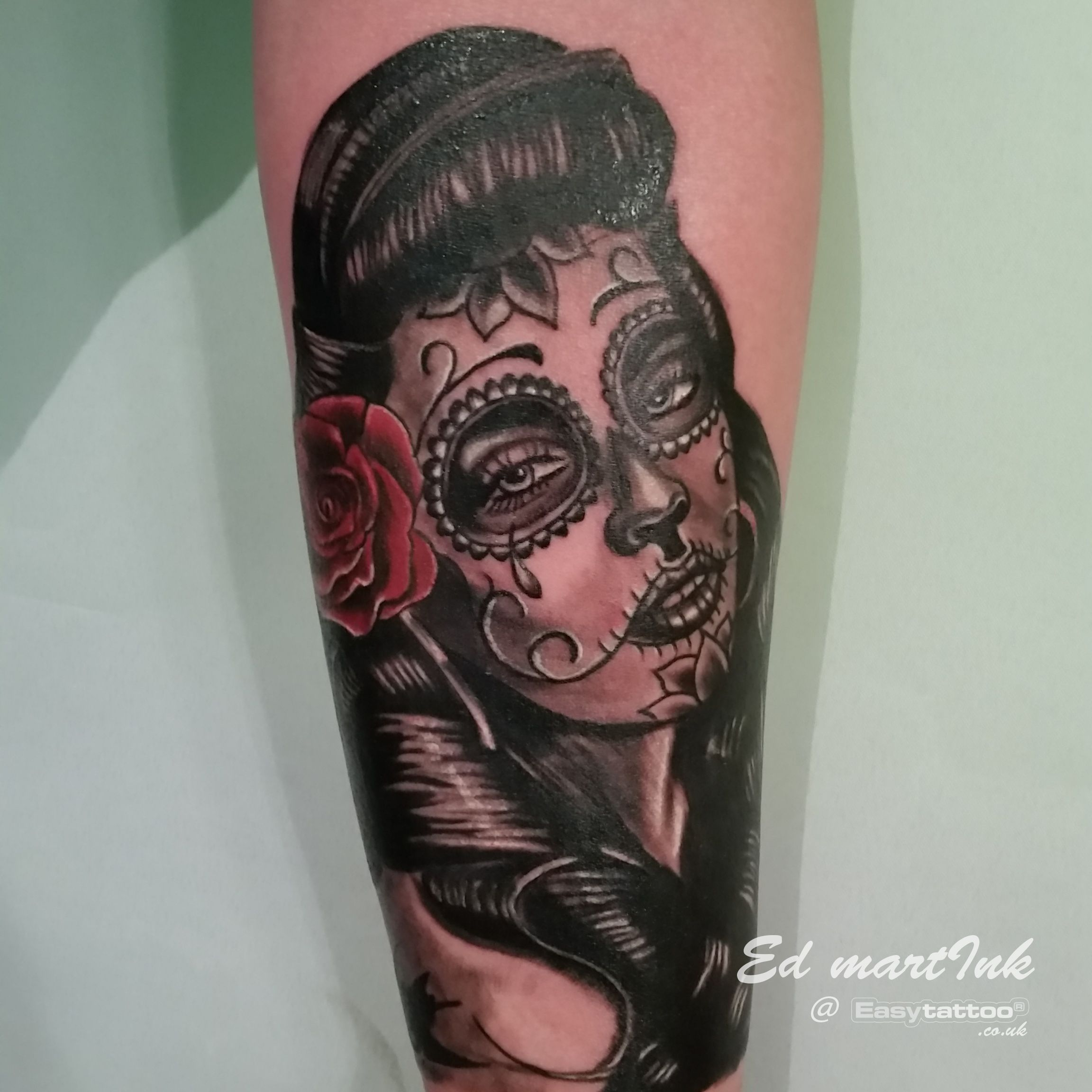 Ed Martink Tattoo Artist In London At Easytattoo Co Uk Tattoos Tattoo Artists Tattoo Studio