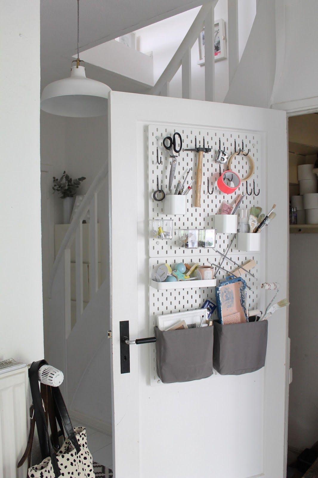 Calling All Neatniks Ikea S Pegboard System Finally Hits Us Peg Board