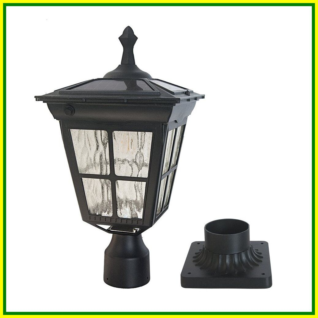 34 Reference Of Outdoor Light Pole Mount Solar Post Lights Outdoor Lamp Posts Lamp Post Lights