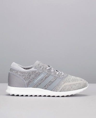 basket adidas femme grise et blanche