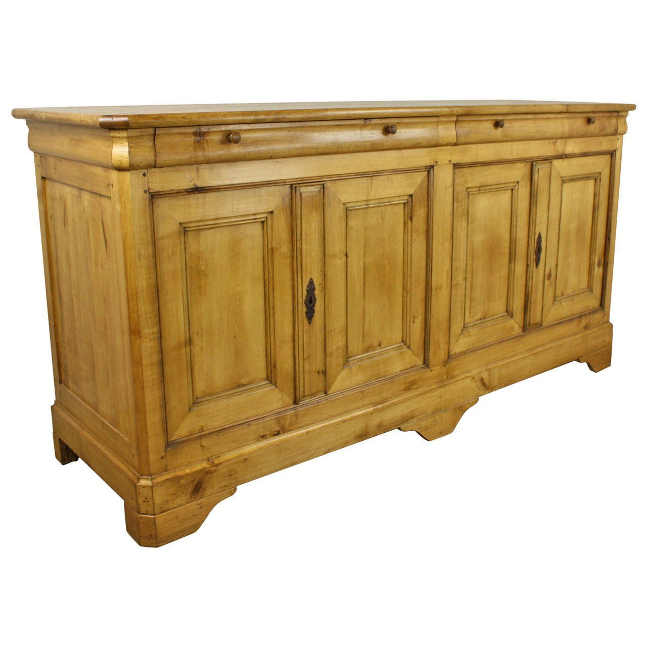 Beau Louis Philippe French Applewood Enfilade