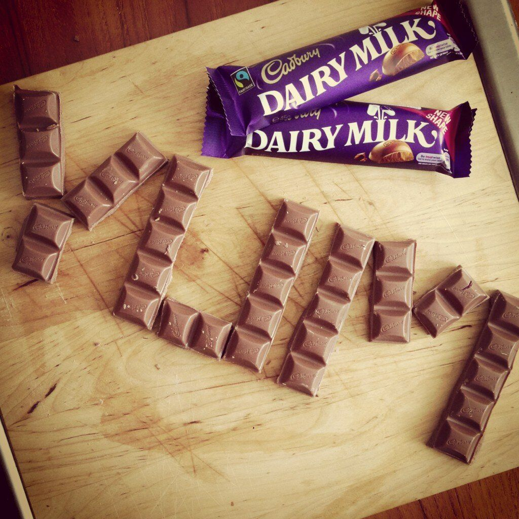 Cadbury Uk On Twitter New Dairy Milk Chocolate Dairy Milk Chocolate Dairy Free Chocolate Dessert Choklet dairy milk happy chocolate day
