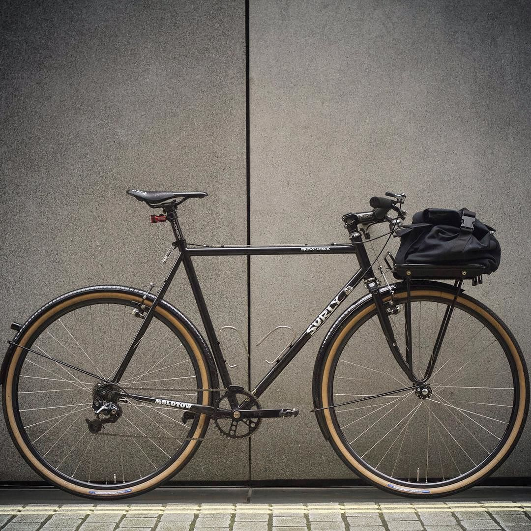 This is Bart s Surly Cross Check. Based at Bespoke Jermyn St Bart is a  great mechanic with a bunch of sick bikes. His bike features a ton of Paul  Components ... fdf9d3171