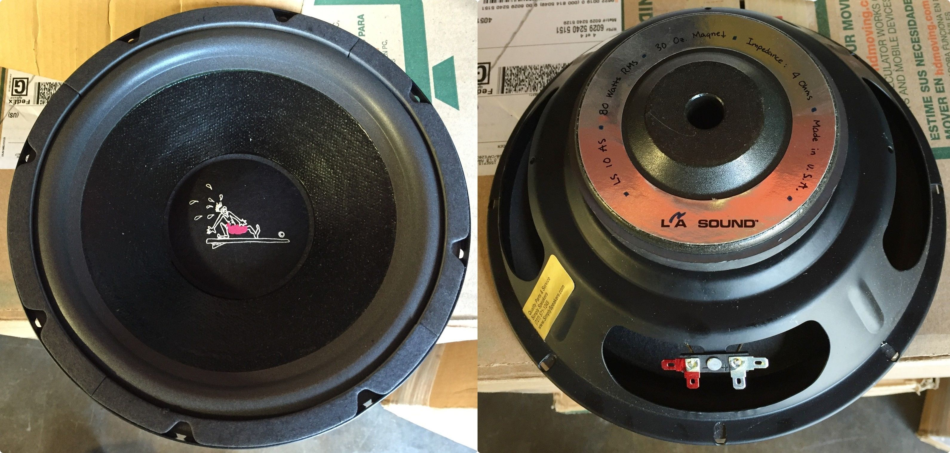 ee99a737e13bfe02762b55331555fa2a la sound ls10as 10 inch svc subwoofer made in usa car audio  at eliteediting.co