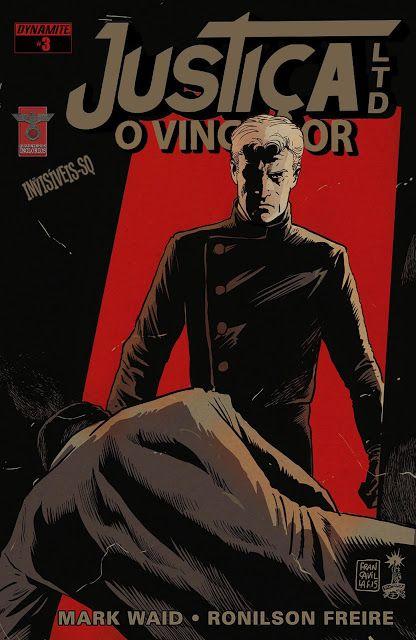 SAM-COMICS: Justiça Ltda - O Vingador 03 (2015)
