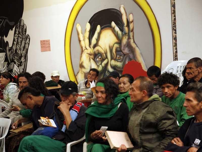Desde que se intervino el Bronx, día tras día aumenta el número de personas habitantes de calle atendidas en los 7 centros de atención de la capital que opera la Secretaría de integración Social. Foto: León Darío Peláez.